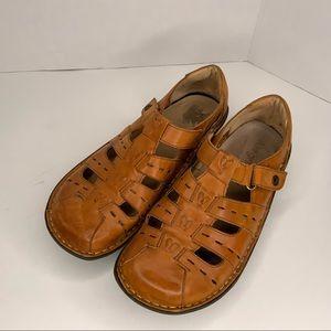 Alegria comfort shoes.